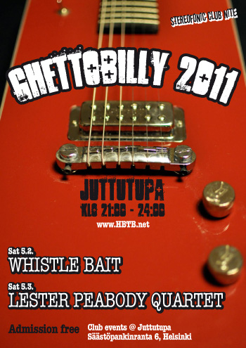 GhettoBilly 2011