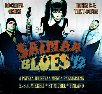 Saimaa Blues